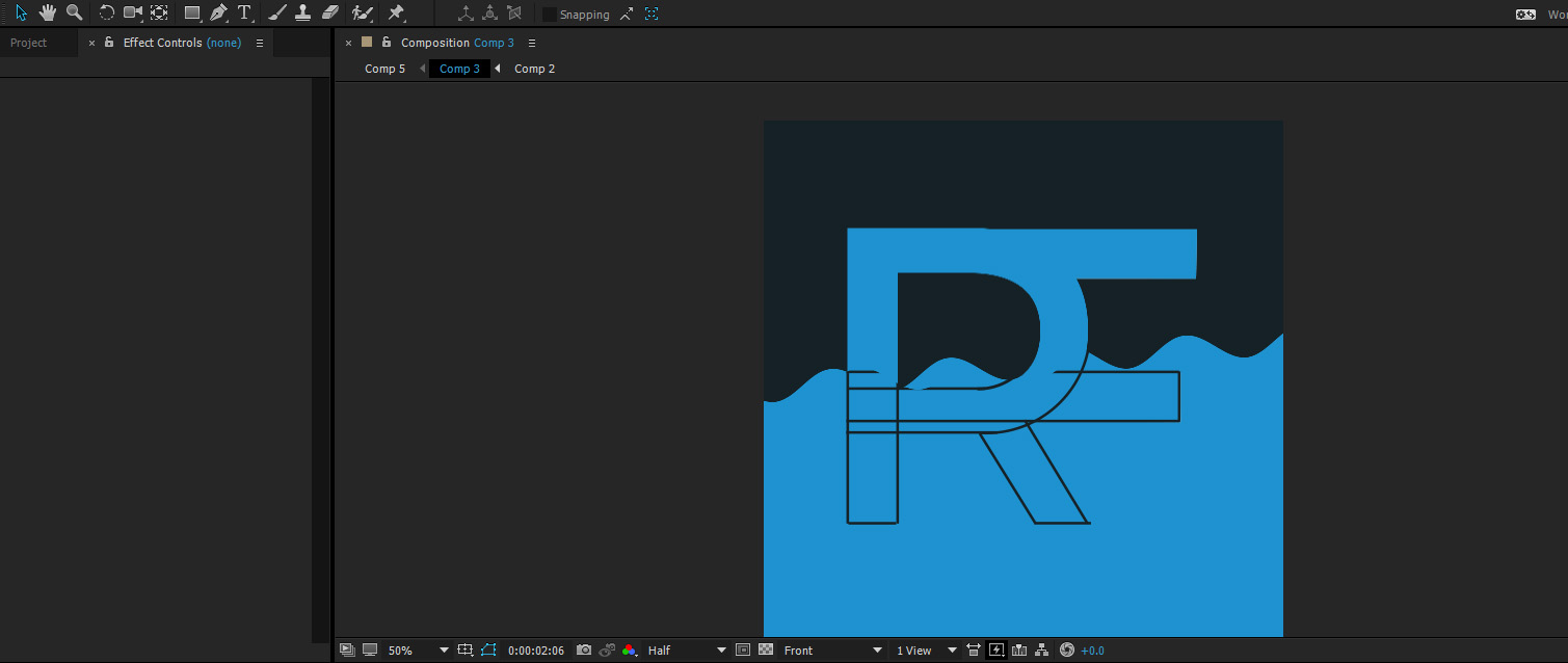 We Had A Project At Uni To Animate A Logo, I Decided To Do My